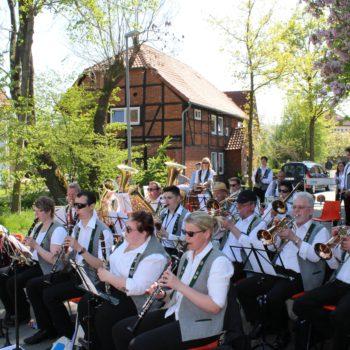 Platzkonzert Maibaumfest Alvesrode